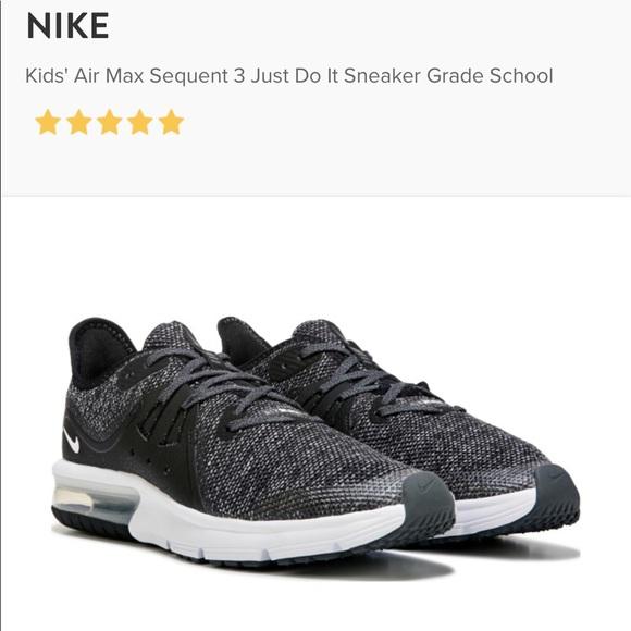 d2b45a5233b2 Nike kids Air maxes grade school sizes